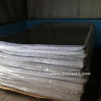 Quality acrylic sheet black acrylic sheet 5mm for sale