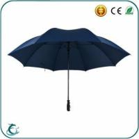 Quality Popular brand fashion advertising windproof golf umbrella for promotion for sale
