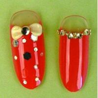 Buy cheap Artificial Nail tips KBN-N004 from wholesalers
