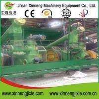 China Xinneng screw sawdust briquetting press machine for sale on sale