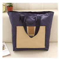 Quality The new style cheap fashionable recycled canvas bags for storage and shopping#HBD-4037 for sale
