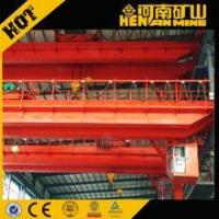 Quality 25 Ton Box Girder Overhead Crane With Warning Light for sale