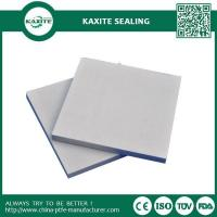 Quality Durable Natural Turning Teflon Ptfe Sheet 1mm Thick 1500mm for sale