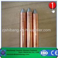 China Copper Clad Steel Earth Rod Products System Earthing And Equipment Earthing House Earth Rod on sale