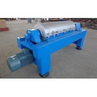 Quality PLC Control Coal Slurry Dewater Decanter Centrifuges In Industry for sale