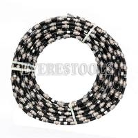 Buy cheap Diamond Wire Saw 201482916219Spring Diamond Wire For Marble Quarry from wholesalers