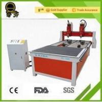 Quality Jinan hot and cheap CNC router with rotary QL-1200 360 degree cylinder CNC Router for sale