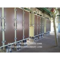 Quality Used 250T/D Buhler Swiss made Flour Mill Production Line for sale