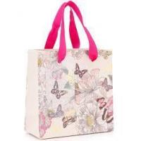 China Butterfly print small paper bag [BAG_CP_211_W1] on sale
