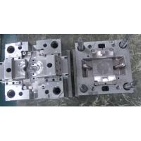 cold runner mold with slide