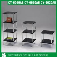 China [CY-6020AB, CY-6030AB, CY-6040AB] Wooden Storage Shelf on sale