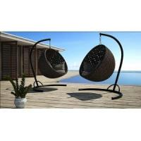 China WF-6011villa leisure patio swing on sale