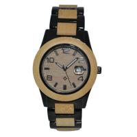 Quality Eco-friendly Natural Wood And Alloy Watch for sale