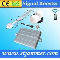 China CDMA and PCS Cell Phone Signal Amplifier 50ohm mobile phone signal booster on sale