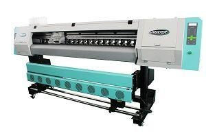 Cheap Single Epson Dx7 Head Eco Solvent Printer for sale
