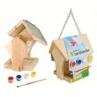 China Toysmith Our Garden Paint a Birdfeeder (Model 2952) Wood Painting Project on sale