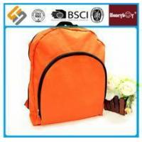 Quality promotional trendy waterproof high school backpack for sale