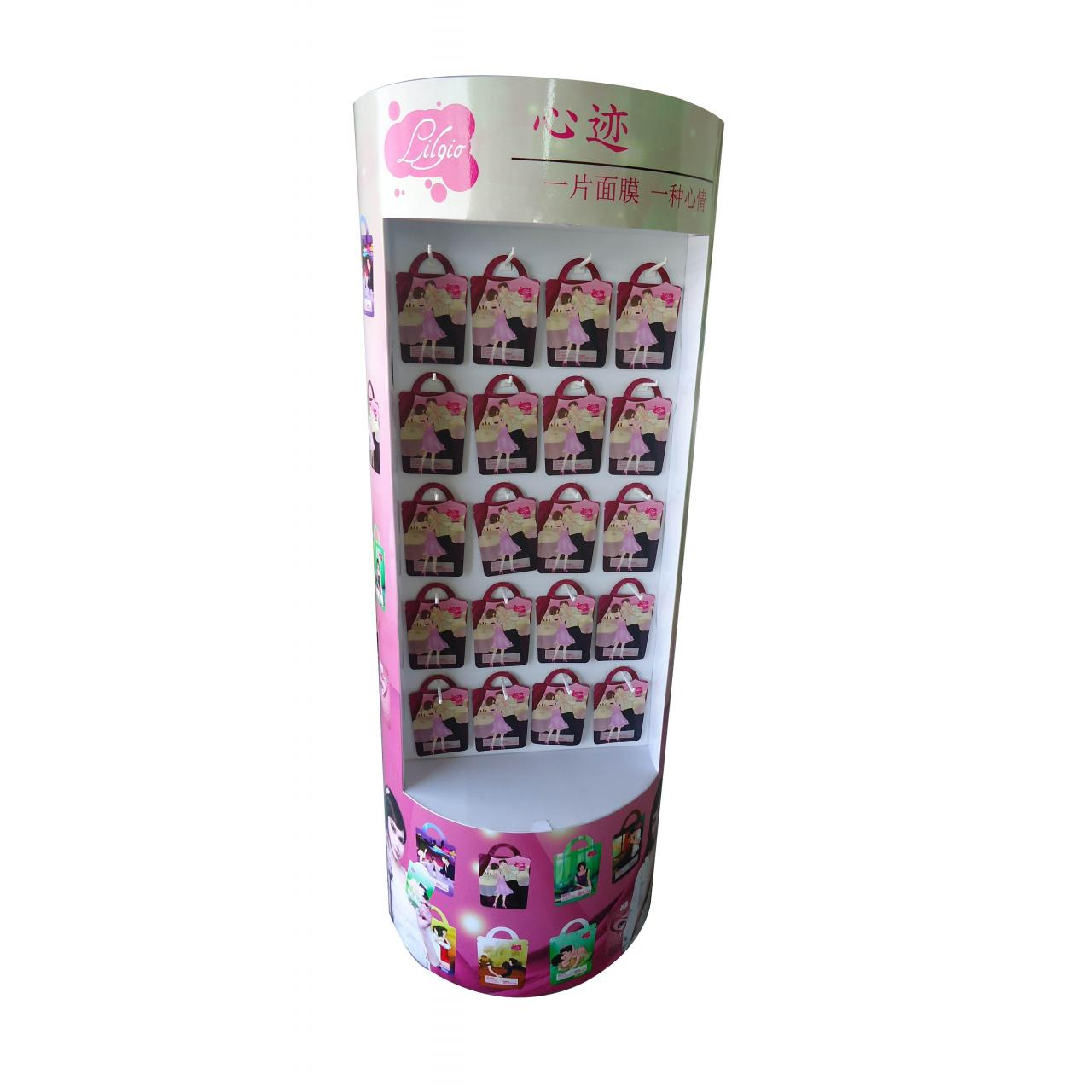 Best cardboard display stand for face mark wholesale