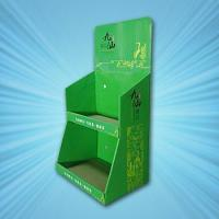 Buy cheap green tea pos display shelf from wholesalers