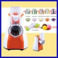 China 3 in 1 Multi function salad maker with ice cream maker and slicer for home use on sale