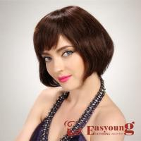 China Natural hair style wigs for lady 6056 on sale