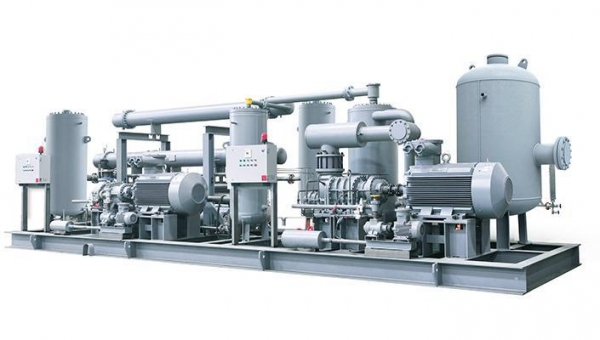 Buy Gas Compressor Package (for Ammonia/Methyl Chloride/SO2/CO2) at wholesale prices