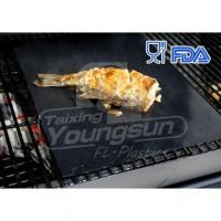 China Barbecue grill mats which are Non-stick and Reusable on sale