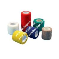 Quality Nonwoven printed cohesive elastic bandage for sale