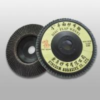 Quality CP100 CP-Silicon Carbide Flap Disc (Plastic Backing) for sale