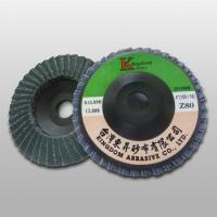Quality ZPD100 ZPD-Zirconia Double Flaps Disc (Plastic Backing) for sale