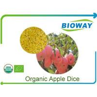 Quality Organic Apple Granule for sale