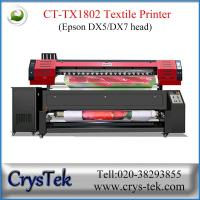 Quality CRYSTEK CT-TX1802 Texitle Printer for sale