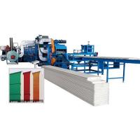 Quality Garage/sectional door panel series roll forming machines for sale