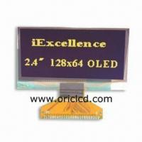 Quality OLED Display Module with 128 x 64 Dots for sale