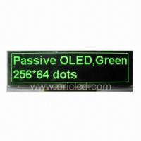 Quality Passive Matrix OLED/LCD Module for sale