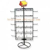 Quality JE060MMetal Revolving Jewelry Display Rack for sale