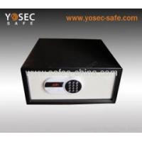 Buy cheap Five star Hotel room laptop safe with digital safe lock from wholesalers