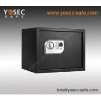 Buy cheap Electronic Fingerprint safe vaults HM-30F with biometric safe locks from wholesalers