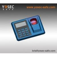 Buy cheap Electronic Biometric lock with LCD display from wholesalers