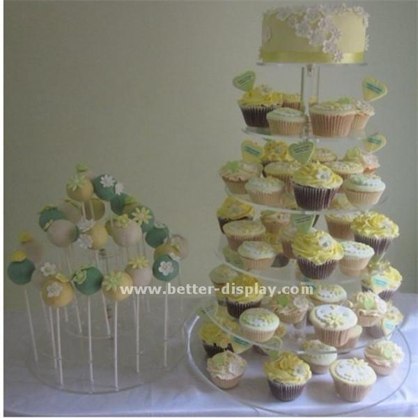 Cheap Cosmetic Display Cake Pop Stand for sale