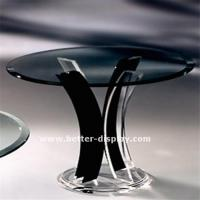 Quality Cosmetic Display Acrylic Table for sale