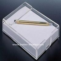 Quality Cosmetic Display Memo Box for sale