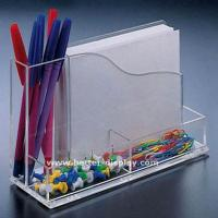 Best Cosmetic Display Acrylic Memo Holder wholesale