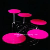 Quality Cosmetic Display Cake Display for sale