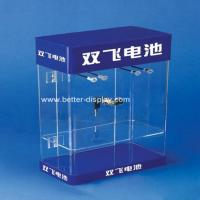 Buy cheap Cosmetic Display Battery Cabinet from wholesalers