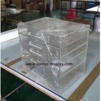 Buy cheap 5 Tier Acrylic Makeup Organizer from wholesalers