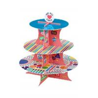 Best 3 tier cupcake stand for cake display wholesale