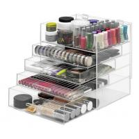 Buy cheap Acrylic Makeup Storage Box from wholesalers