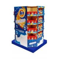 Best custom paper pallet display stand for washing powder wholesale
