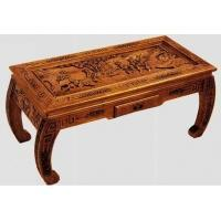 Quality Antique Carved Styled Tea Table Setting--SL017 for sale